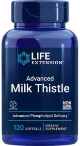 Advanced Milk Thistle (60 softgels)