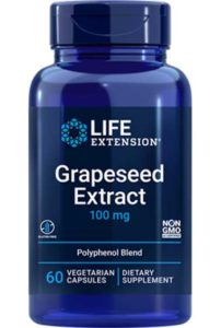Druivenpit Extract met Resveratrol (60 veg caps)