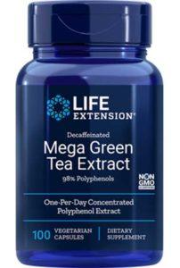 Mega Groene Thee Extract (100 veg caps)