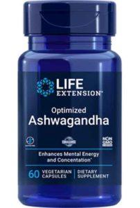 Optimized Ashwagandha Root Extract (60 veg caps)
