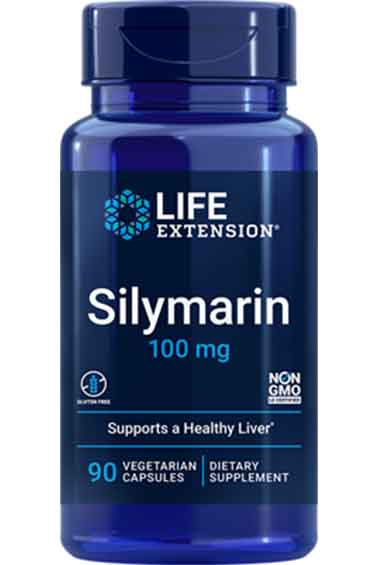 Silymarin - Mariadistel (90 veg caps)