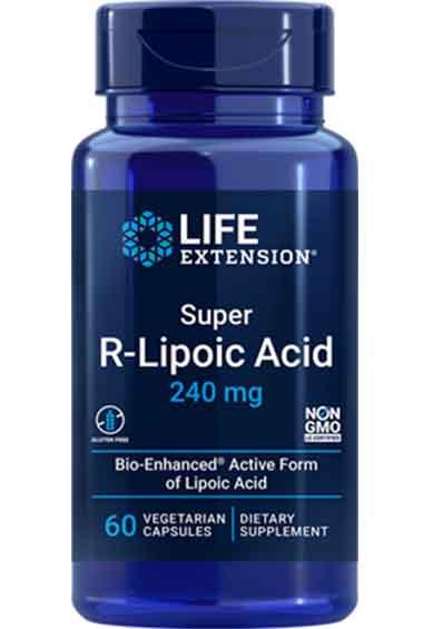 Super R-Liponzuur (60 caps)