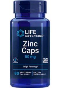 Zinc Caps High Potency (90 caps)