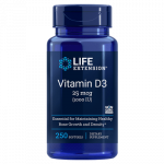 Vitamine D3 - 1000 IU (250 softgels)