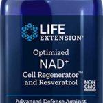 Optimized NAD+ Cell Regenerator & Resveratrol (30 caps)