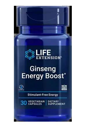 Ginseng Energy Boost (30 veg caps)