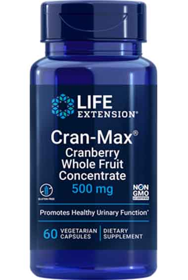 Cran-Max Cranberry Extract (60 caps)