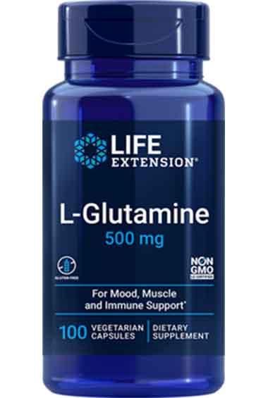L-Glutamine (100 veg caps)