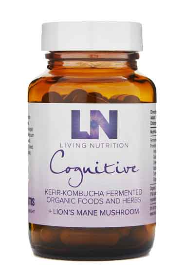 Cognitive Gefermenteerde Kruiden + Lion's Mane Bio (60 caps)