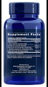 Optimized Resveratrol (60 veg caps)