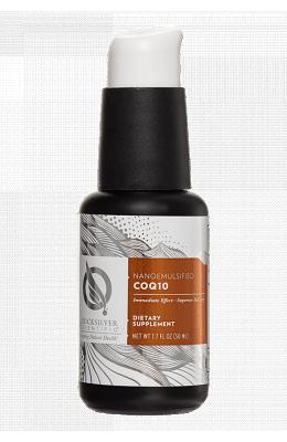 Liposomale CoQ10 Nano-Emulsie (50 ml)