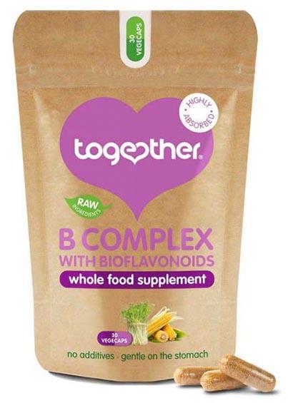 B-Vitamine Complex (30 caps)