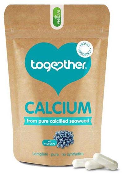 Zeewier Calcium (60 caps)
