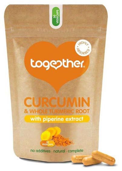 Curcumine & Kurkuma Complex (30 caps)