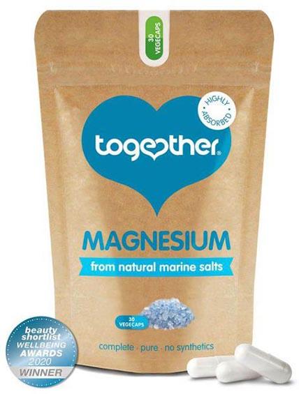 Marine Magnesium (30 caps)