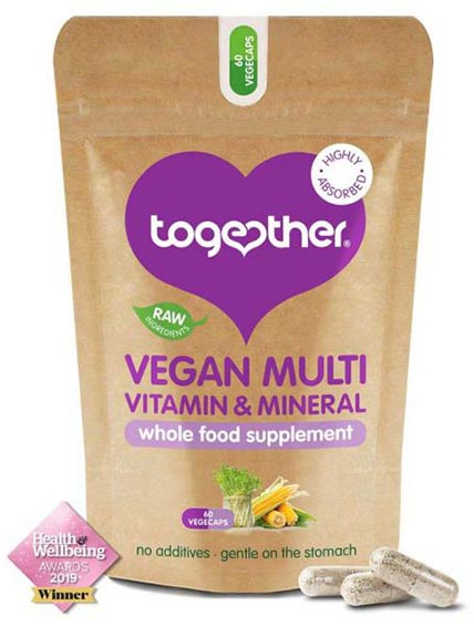 Vegan Multivitamine (60 caps)