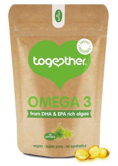 Algen Omega 3 (30 caps)