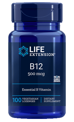 Vitamine B12 - Methylcobalamine (100 zuigtabletten)