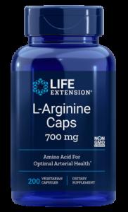 L-Arginine Capsules (200 veg caps)
