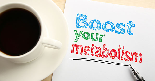 Metabolisme versnellen