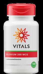 Vitals Selenium 200 mcg (100 caps)