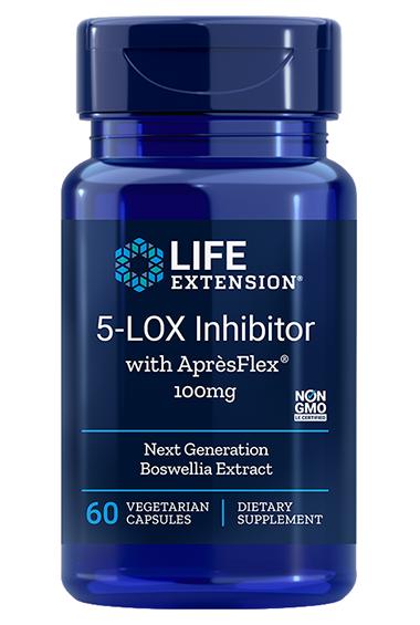 5-LOX Inhibitor + AprèsFlex (60 veg caps)