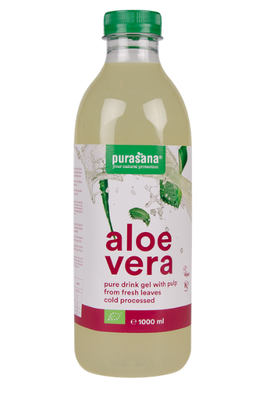 Purasana Aloë Vera Drinkgel (1 L)