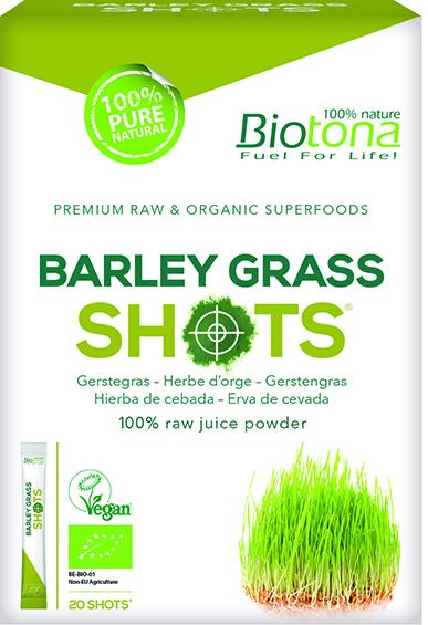 Barley Grass Shots (20 x 2 g)