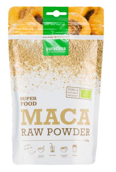 Purasana Maca Raw Powder (200 g)