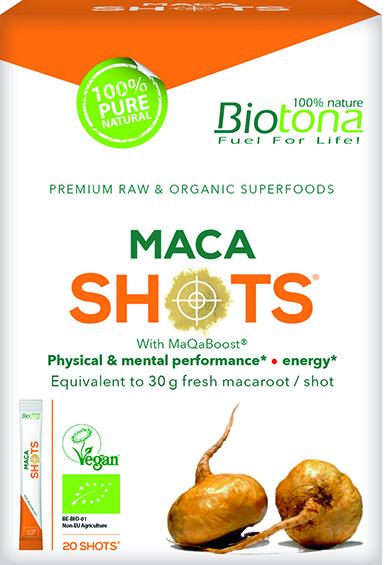 Maca Shots (20 x 2 g)