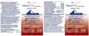 Vitals MorEPA Cholesterol (60 softgels)