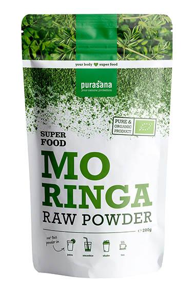 Purasana Moringa Raw Powder (200 g)