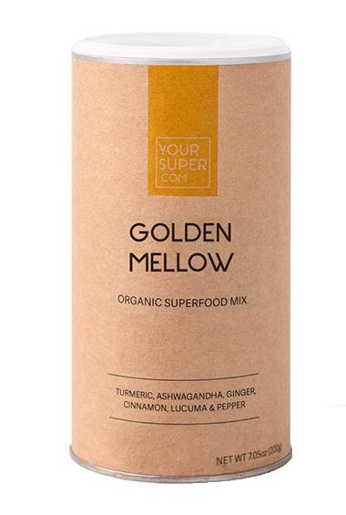 Organic Golden Mellow (200 g)