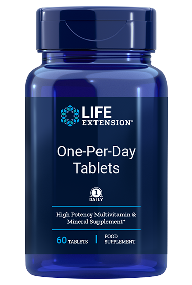 Life Extension One per Day (60 tabs)