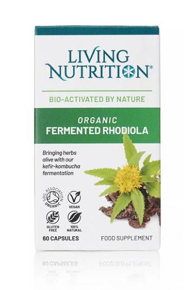 Fermented Herbs - Rhodiola Bio (60 caps)