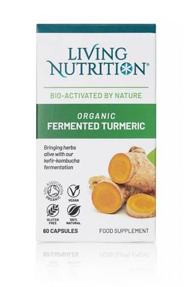 Fermented Herbs - Kurkuma Bio (60 caps)
