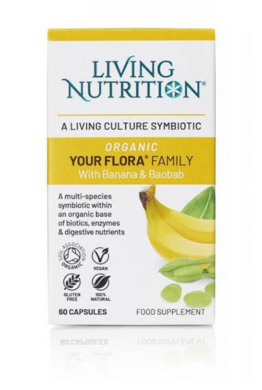 Your Flora Family Bio (60 caps)