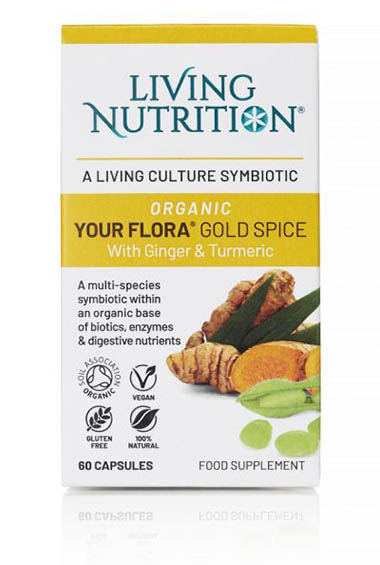 Your Flora Gold Spice Bio (60 caps)