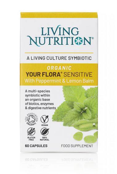 Your Flora Sensitive Bio (60 caps)