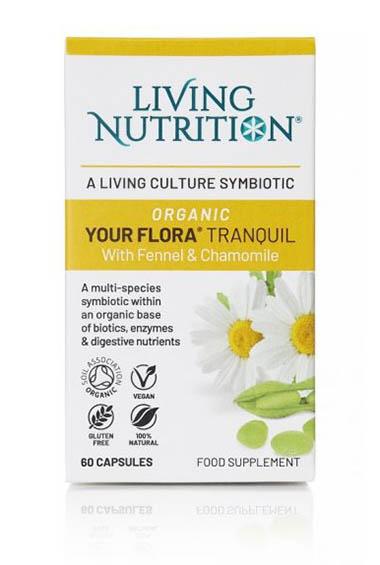 Your Flora Tranquil Bio (60 caps)