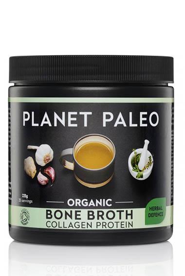 Bone Broth - Collagen Protein - Herbal Defence (25 porties)