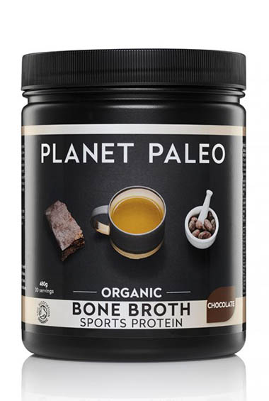 Bone Broth - Sports Protein - Chocolate (30 porties)
