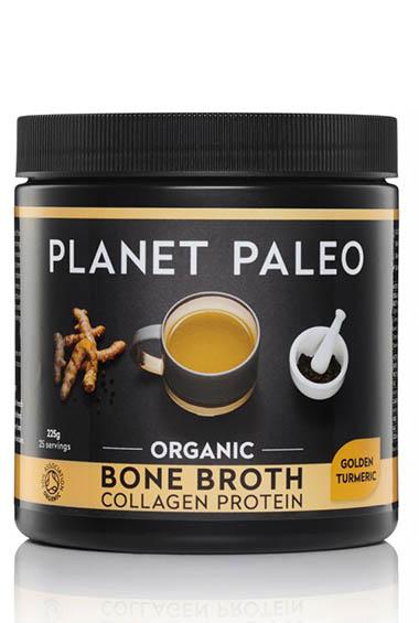 Bone Broth - Collagen Protein - Golden Turmeric (30 porties)