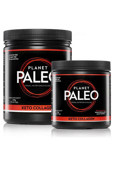 Planet Paleo - Keto Collageen (450 g)