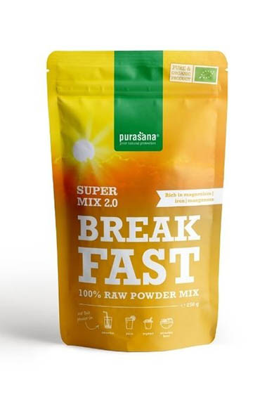Purasana Breakfast Mix (250 g)